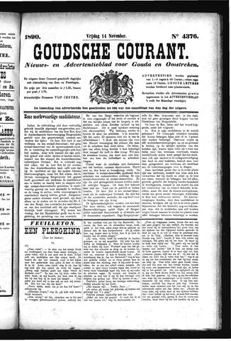 Goudsche Courant 1890-11-14