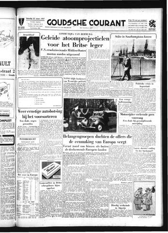 Goudsche Courant 1957-03-25