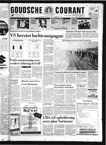 Goudsche Courant 1991-02-14