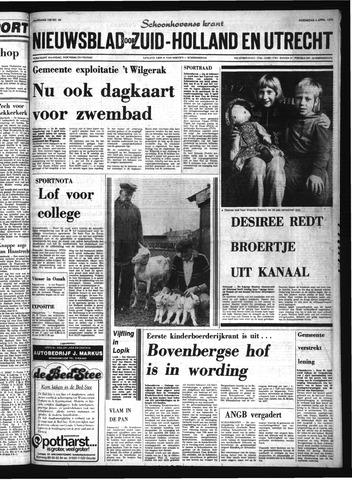 Schoonhovensche Courant 1978-04-05