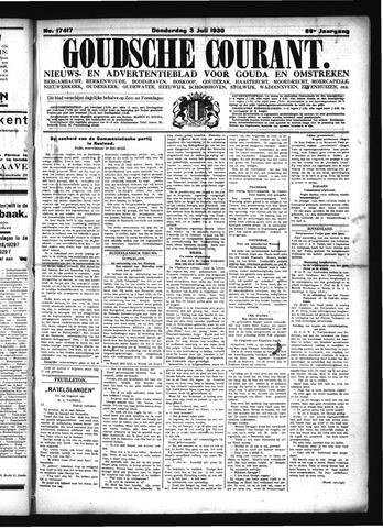 Goudsche Courant 1930-07-03