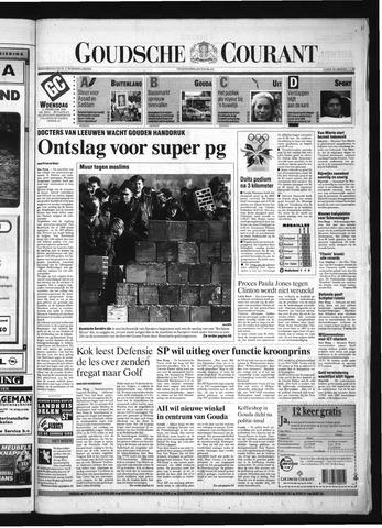 Goudsche Courant 1998-02-11
