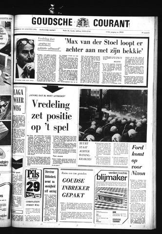 Goudsche Courant 1974-08-29