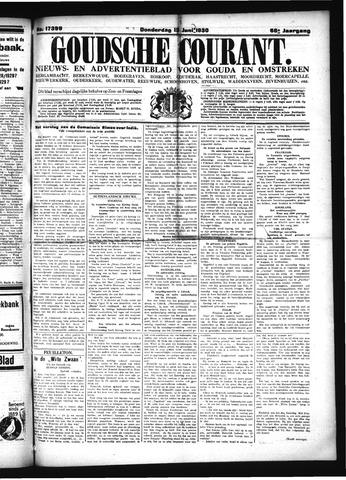 Goudsche Courant 1930-06-12