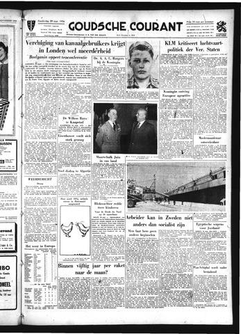 Goudsche Courant 1956-09-20