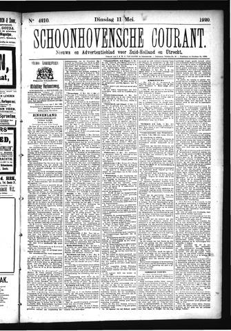 Schoonhovensche Courant 1920-05-11