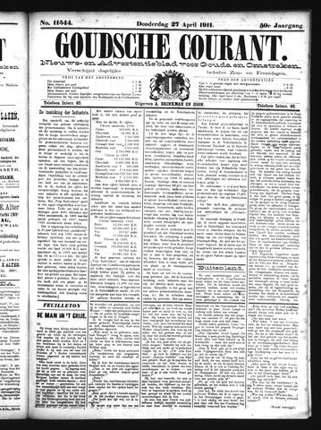 Goudsche Courant 1911-04-27