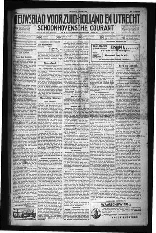 Schoonhovensche Courant 1931-01-02