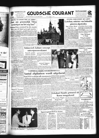 Goudsche Courant 1954-07-29