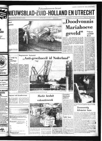 Schoonhovensche Courant 1978-08-14