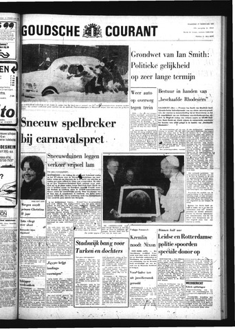 Goudsche Courant 1969-02-17