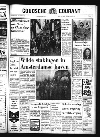 Goudsche Courant 1972-08-24