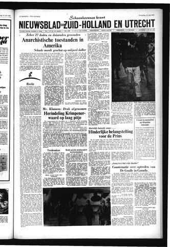 Schoonhovensche Courant 1967-07-26