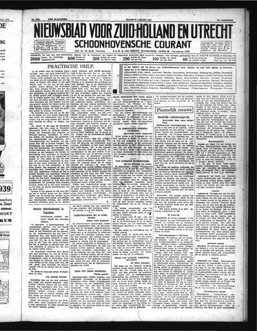 Schoonhovensche Courant 1939-03-06