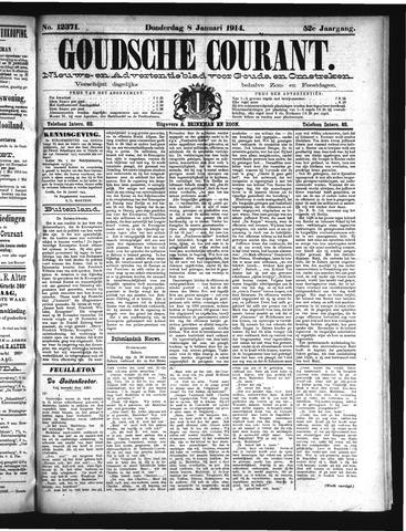 Goudsche Courant 1914-01-08