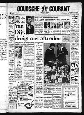 Goudsche Courant 1985-02-07