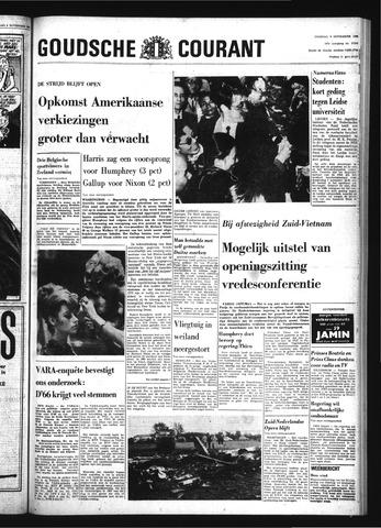 Goudsche Courant 1968-11-05