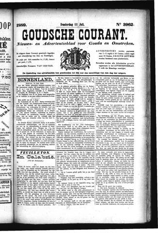 Goudsche Courant 1889-07-11
