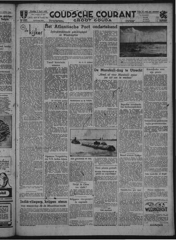 Goudsche Courant 1949-04-05