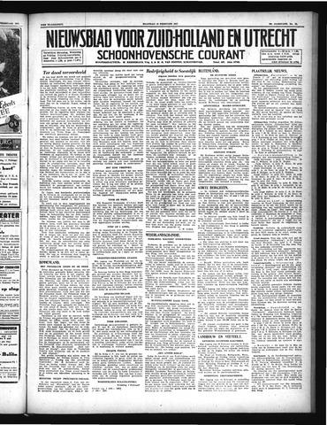 Schoonhovensche Courant 1947-02-10