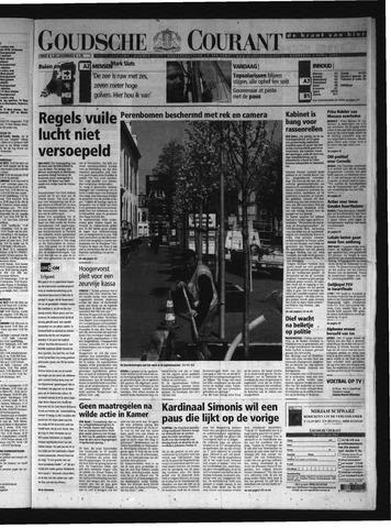Goudsche Courant 2005-04-06