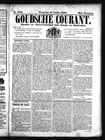 Goudsche Courant 1900-10-24