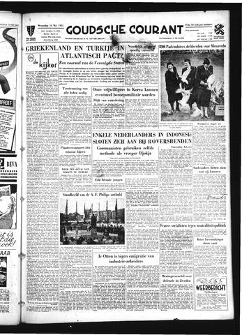 Goudsche Courant 1951-05-16