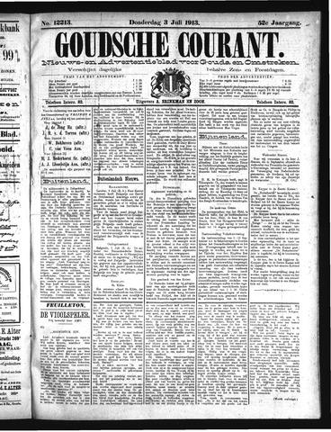 Goudsche Courant 1913-07-03