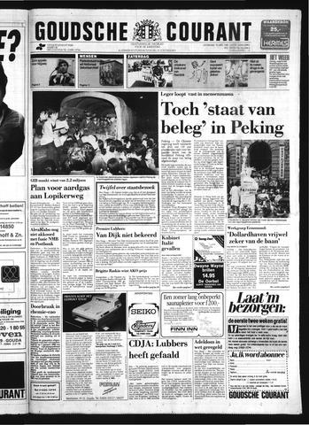Goudsche Courant 1989-05-20