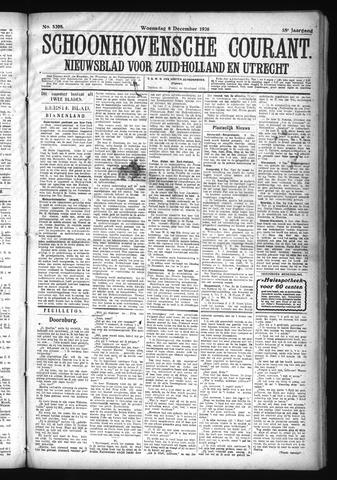 Schoonhovensche Courant 1926-12-08