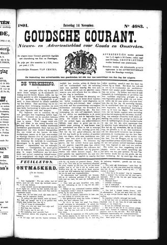 Goudsche Courant 1891-11-14