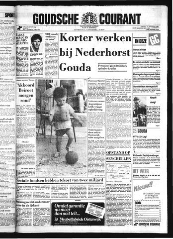 Goudsche Courant 1982-08-17