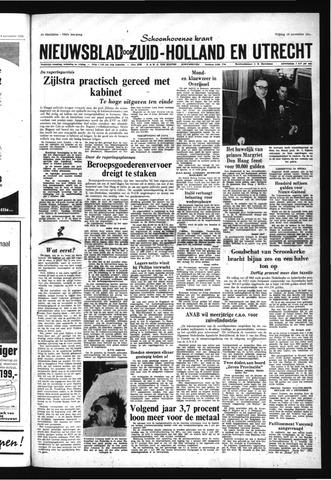 Schoonhovensche Courant 1966-11-18
