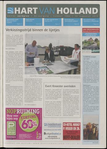 Hart van Holland - Editie Zuidplas 2012-08-15