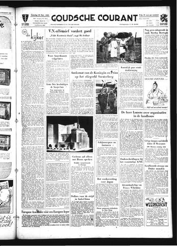 Goudsche Courant 1950-11-25