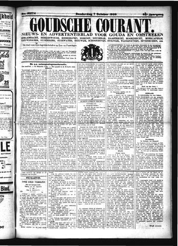 Goudsche Courant 1926-10-07