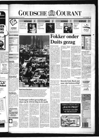 Goudsche Courant 1992-07-25