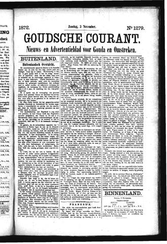 Goudsche Courant 1872-11-03