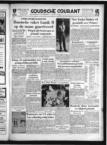 Goudsche Courant 1959-09-14