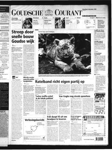 Goudsche Courant 2002-12-09