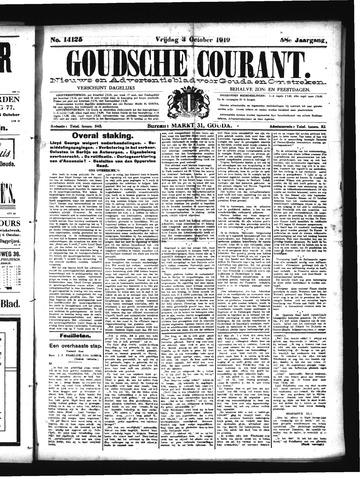 Goudsche Courant 1919-10-03