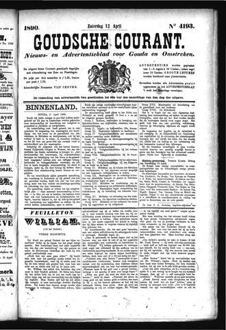 Goudsche Courant 1890-04-12