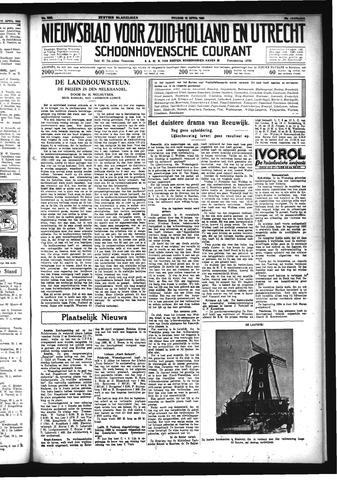 Schoonhovensche Courant 1934-04-13