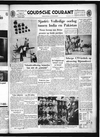 Goudsche Courant 1965-09-07