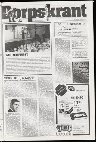 Dorpskrant 1987-01-28
