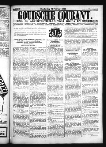 Goudsche Courant 1937-02-18