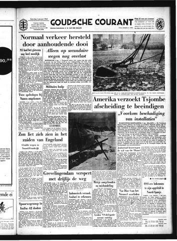 Goudsche Courant 1963-01-05