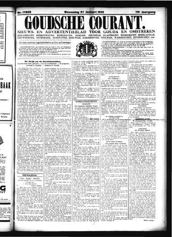 Goudsche Courant 1932-01-27