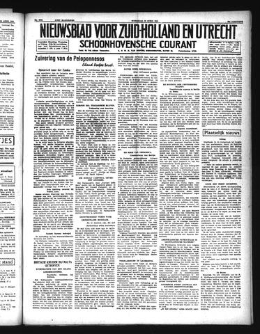 Schoonhovensche Courant 1941-04-30