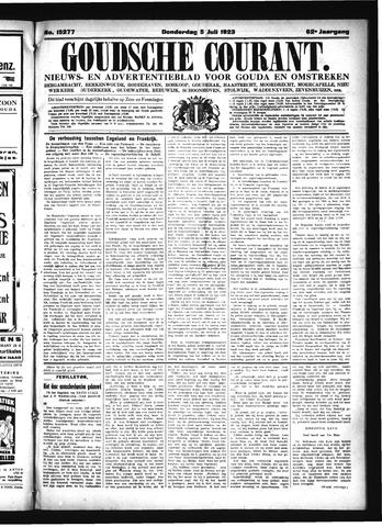 Goudsche Courant 1923-07-05
